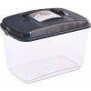PetInn  Контейнер/переноска Amber maxi пластиковый (20х31х22)